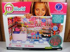 Sweet Factory Store MiWorld Mi World Real World Playset