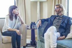 Power Moves and Mistakes: A Chat with CHVRCHES and The National