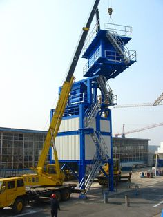 High capacity good performance asphalt batching plant 8-100tph