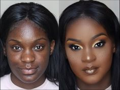 Here's how I highlight and contour and make myself look fabulously fabulous, with a few bloopers in between. I hope you enjoy, ♡ Love you guys Products: LA G...