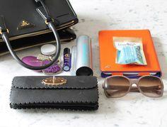 What's in My Handbag: Ella Woodward  of @Ella Woodward   sheerluxe.com