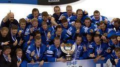 Finnish hockey team