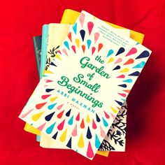 One of our librarians just could not stop raving about this book. Lilian Girvan is an illustrator and grieving widow raising two precocious girls on her own. When she is assigned a book on gardening and botany, she takes a Saturday morning gardening class full of quirky characters who open her eyes to the possibility of new beginnings.