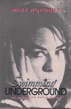 Swimming Underground: My Years in the Warhol Factory by Mary Woronov http://www.amazon.com/dp/1885203217/ref=cm_sw_r_pi_dp_NbaDub1BNJ0J9
