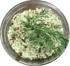 Рецепт паштета из зелёной гречки от Андрея.