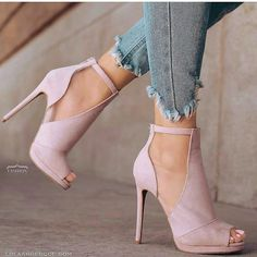 # love for pencil heel