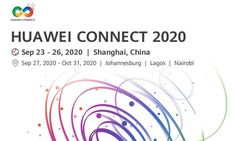 HUAWEI CONNECT 2020 – Company unveils future strategies
