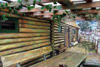Русская баня в Риге - Maskavas 254/9 Deck, Wood, Outdoor Decor, Crafts, Home Decor, Manualidades, Decoration Home, Woodwind Instrument, Room Decor
