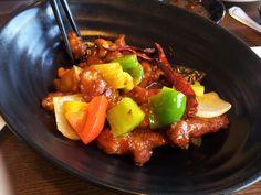 gōngbàojīdīng. Chinese food