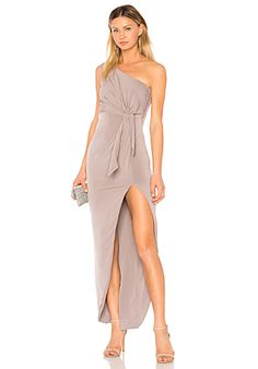 Nookie Aphrodite Gown in Storm | REVOLVE