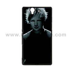 Sony Z Durable Hard Case Design With Ed Sheeran