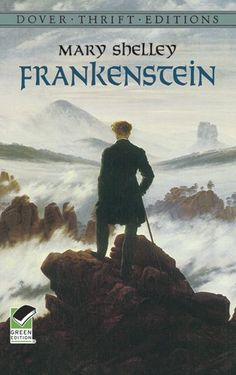 Writing an essay about Mary Shelley's Frankenstein, have a question...?