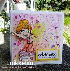 Loikkeliini: Celebrate like crazy