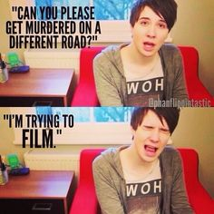 Danisnotonfire-I died laughing