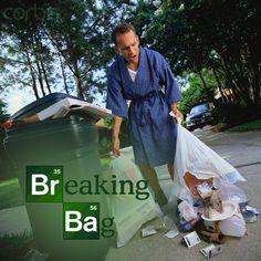 Breaking bad. Breaking bad.