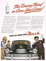 Low-Price Nash 600 1946 Ad Picture