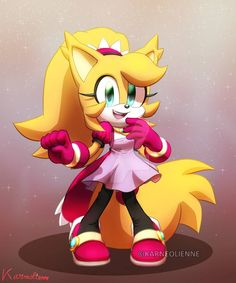 Velvety the Squirrel by Karneolienne on DeviantArt Sonic Dash, Sonic Adventure, Sonic Fan Characters, Cute Squirrel, Drawings Of Friends, Sonic Fan Art, Game Character Design, Cute Poses, Furry Art