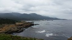 Hiking in Point Lobos