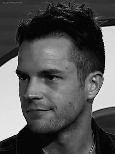 waiting on some beautiful boy to save me from my old ways.....Brandon Flowers <3 <3 <3