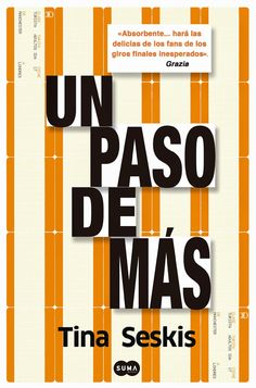 Reseña: Un paso de más, de Tina Seskis http://hidden-book.blogspot.com.es/2015/05/resena-un-paso-de-mas-tina-seskis.html