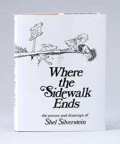 One of our childhood favorites! Where the Sidewalk Ends from HarperCollins on #zulily!