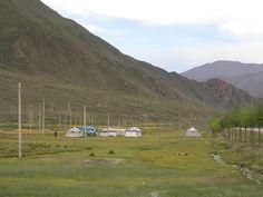 西藏  納木措回拉薩 沿途