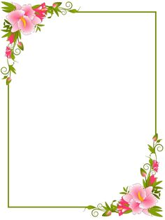 Borders For Paper Frame Border Design, Boarder Designs, Page Borders Design, Printable Border, Printable Frames, Invitation Background, Text Background, Background Pictures, Picture Borders