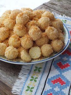 Ízőrző: Gombóc kölesből (gluténmentes, tojásmentes és, ha akarjuk, tejmentes)