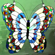copy of stained glass picture | Stained Glass : Grumble House, Antiques & Specialty Shops