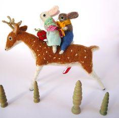 My Owl Barn: Miss Bumbles Fairy World & Fantastic Creatures Keka❤❤❤