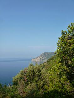 Ecursione, Monterosso al Mare→Vernazza, Monterosso al Mare Italia (Luglio)