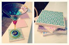 DIY Coasters - so simple!