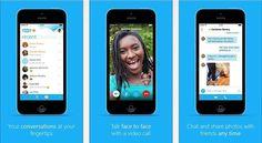 Νέο Skype για iPhone με δυνατότητα φωνητικών μηνυμάτων - http://www.secnews.gr/archives/81087 -  To Skype επανέφερε την υποστήριξη των φωνητικών μηνυμάτων με την τελευταία ενημέρωση της εφαρμογής για iPhone.  Tο χαρακτηριστικό αυτό είχε αφαιρεθεί από την εταιρεία πριν από ένα μήνα περίπου με �