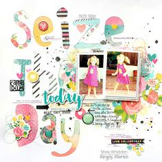 Happy Wednesday, friends! I'm so excited to be participating in a fun Top Ten Blog Hop hosted by my scrappy friend Christine Meyer. There...