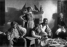 Frederic Francois Boisson was the first foreign photographer in Greece. He spent three decades taking photos of Greece's villages and landscapes. Old Pictures, Old Photos, Greece Photography, Greek History, Greek Culture, Frederic, Vintage Images, Black And White Photography, Canvas Art Prints