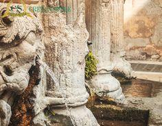 Ramondi fountain Rethymno Crete..