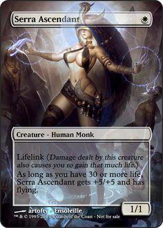 Serra Ascendant Proxy