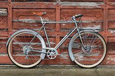 Portland's Mitch Pryor of MAP Bicycles.