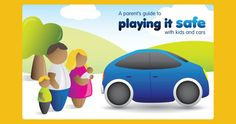 Lots of parent information about car safety. The information is relevant for children of all ages.