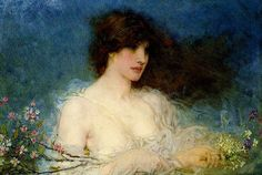 silenceforthesoul:  George Henry Boughton by hauk sven on Flickr.