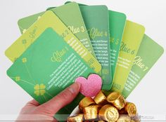 Leprechaun Love Hunt- fun idea for St. Patrick's Day