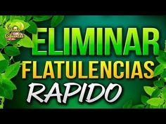 Como Eliminar Los GASES Y FLATULENCIAS De Tu Organismo Con La Ayuda Del Bicarbonato De Sodio - YouTube
