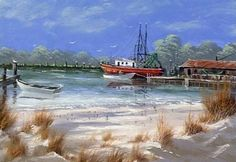 """Image detail for -Jerry Yarnell """"Inspiration Of Painting""""   PaintForFun - Part 3"""