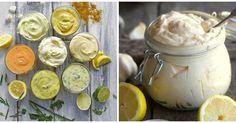 Prepara una mayonesa en 5 versiones