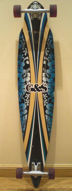 Longboard (skateboard) - Wikipedia, the free encyclopedia