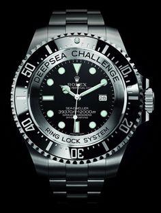 Rolex Oyster Perpetual Date Sea-Dweller Deepsea Challenge