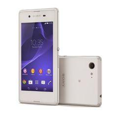#pascher  Smartphone Sony Xperia E3 blanc 149,00 € livré le moins cher