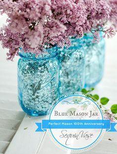 blue-ball-mason-jar-heritage-collection-sequin-vase-2