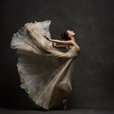 And, something magical...Lauren Lovette, New York City Ballet, photo by Deborah Ory and Ken Browar, NYC Dance Project. https://www.facebook.com/nycdanceproject/