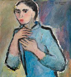 Cecile Schwarzschild (1915-1998), 1999 - Hilda Goldwag